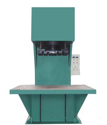 单柱式油压机,单臂液压机