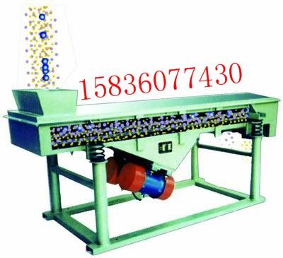 ZS-625直线振动筛 圆振筛 料仓防堵器 矿用分级筛 筛网