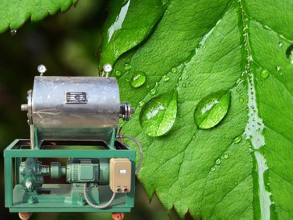 滤油机,真空滤油机,板框式滤油机的工作原理