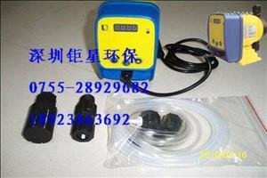 帕斯菲达电磁隔膜计量泵LB系列PULSAFEEDER 絮凝剂加药