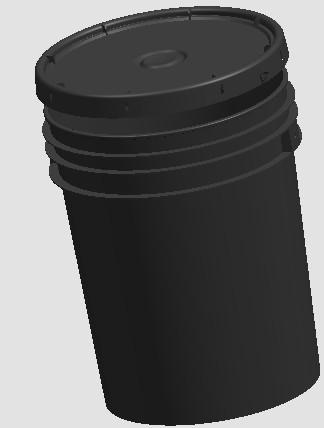 5加仑美式桶