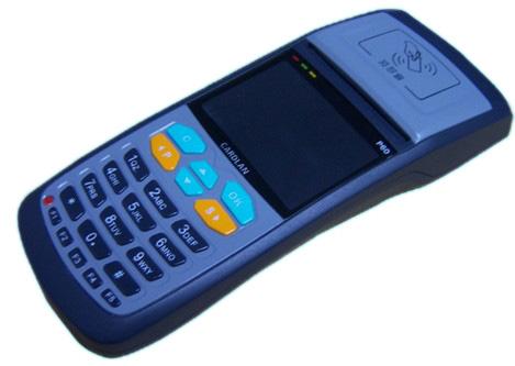 停车场手持机、手持机收费、IC卡手持机、刷卡手持机