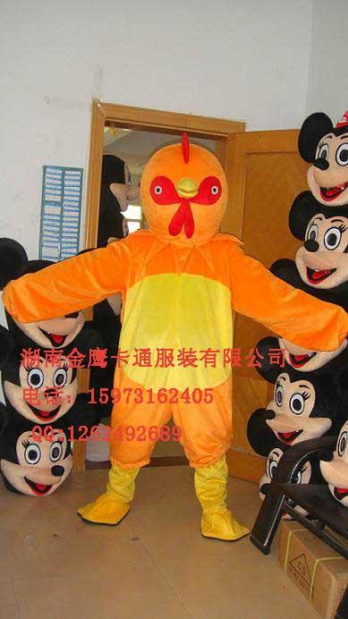 出售湖南金鹰卡通服装,表演服饰老鹰