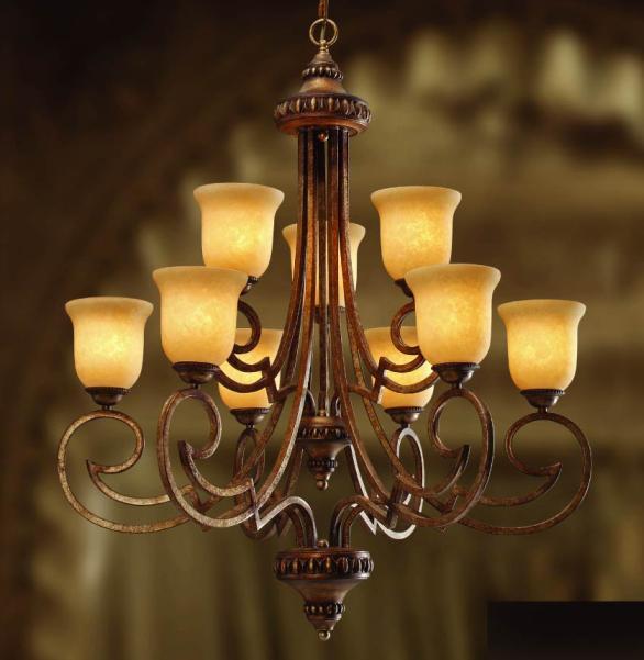 欧式古典吊灯