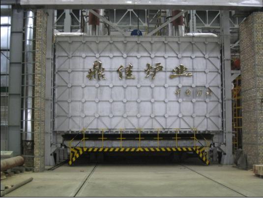台车式燃气热处理炉