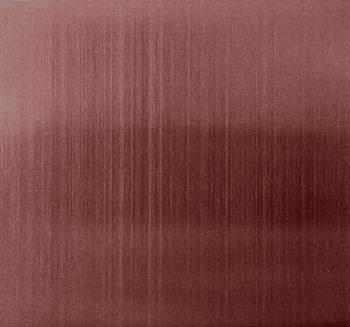 紫红拉丝不锈钢高档彩色板,佛山钛航不锈钢厂专业加工