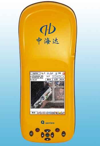 中海达Q5手持GPS 亚米精度GIS数据采集器