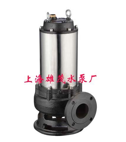 JPWQ系列不锈钢自动搅匀排污泵 搅匀泵 上海排污泵厂