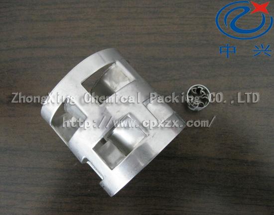 金属鲍尔环填料(材质:碳钢,不锈钢304、304L、410、31