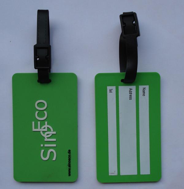 供应行李牌、箱包配件-PVC行李吊牌、滴胶行李牌、行李牌LOGO