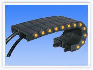供应数控铣床专用全封闭式塑料拖链,钢铝拖链,工程拖链,机床附件