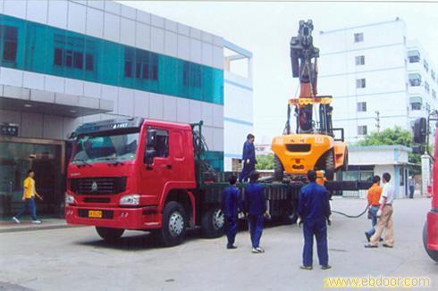 广州宏鑫起重设备搬运运输服务公司