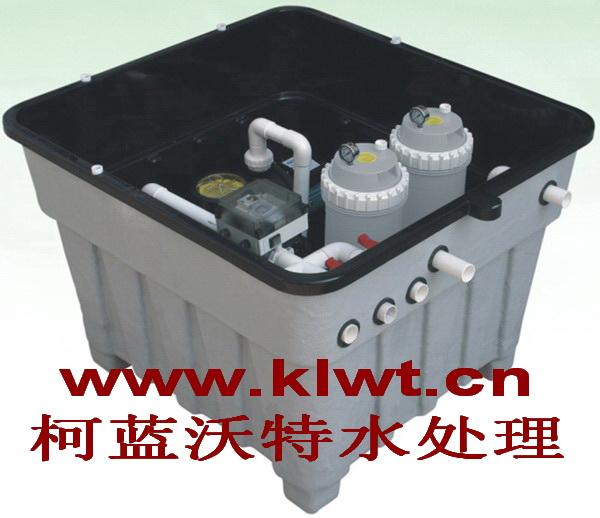 郑州游泳池水处理设备