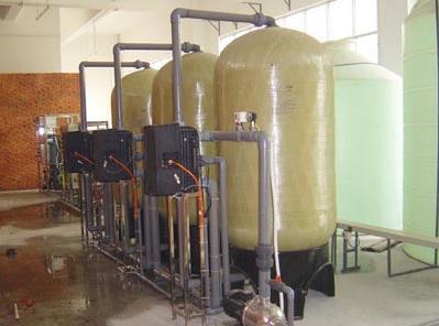 供应锅炉软化水设备,潮阳软水器