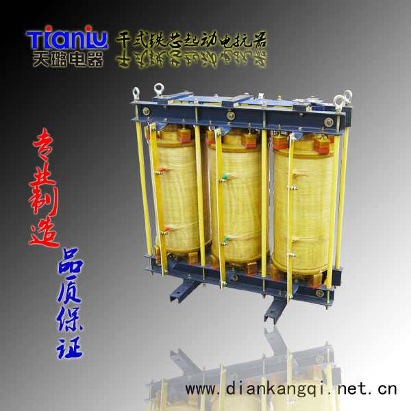 QKSG铁芯起动电抗器天璐专业制造品质保证