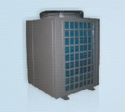 商用循环空气源热泵热水机组