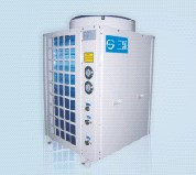 商用直热空气能热泵热水机组