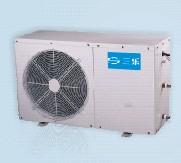 家用直热式空气能热泵热水器