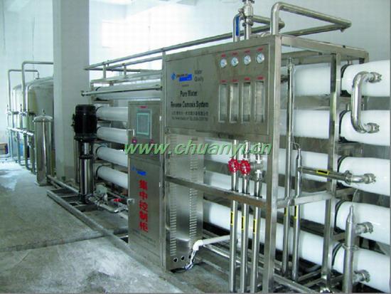 不锈钢制药用纯水设备
