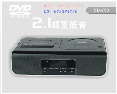 熊猫CD-750便携式DVD播放机熊猫CD750带USB