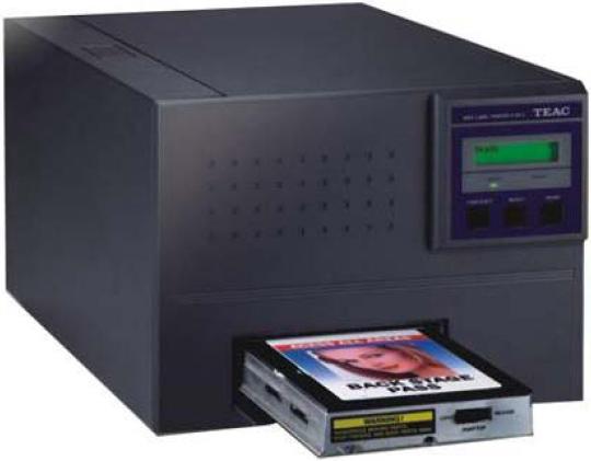 IST TEAC-P55专业大卡打印机