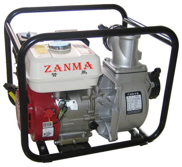 供应3寸汽油机水泵/抽水机