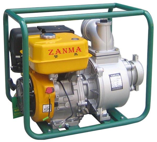 供应4寸汽油机水泵/抽水机