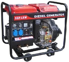 供应风冷柴油机发电电焊两用机组