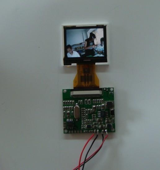 供应投影专用1.5寸液晶显示模组