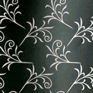 佛山加工宝石蓝镜面蚀刻叶子花板,彩色不锈钢蚀刻板