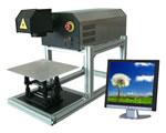 光纤激光打标机喷码打标机食品日期打码机皮革服装机械