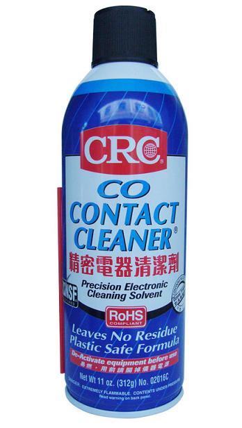 CRC精密电器清洁剂/CRC电子清洗剂