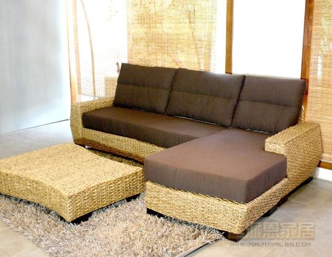 藤编茶几 /沙发/ 藤沙发/ 组合沙发 /转角沙发
