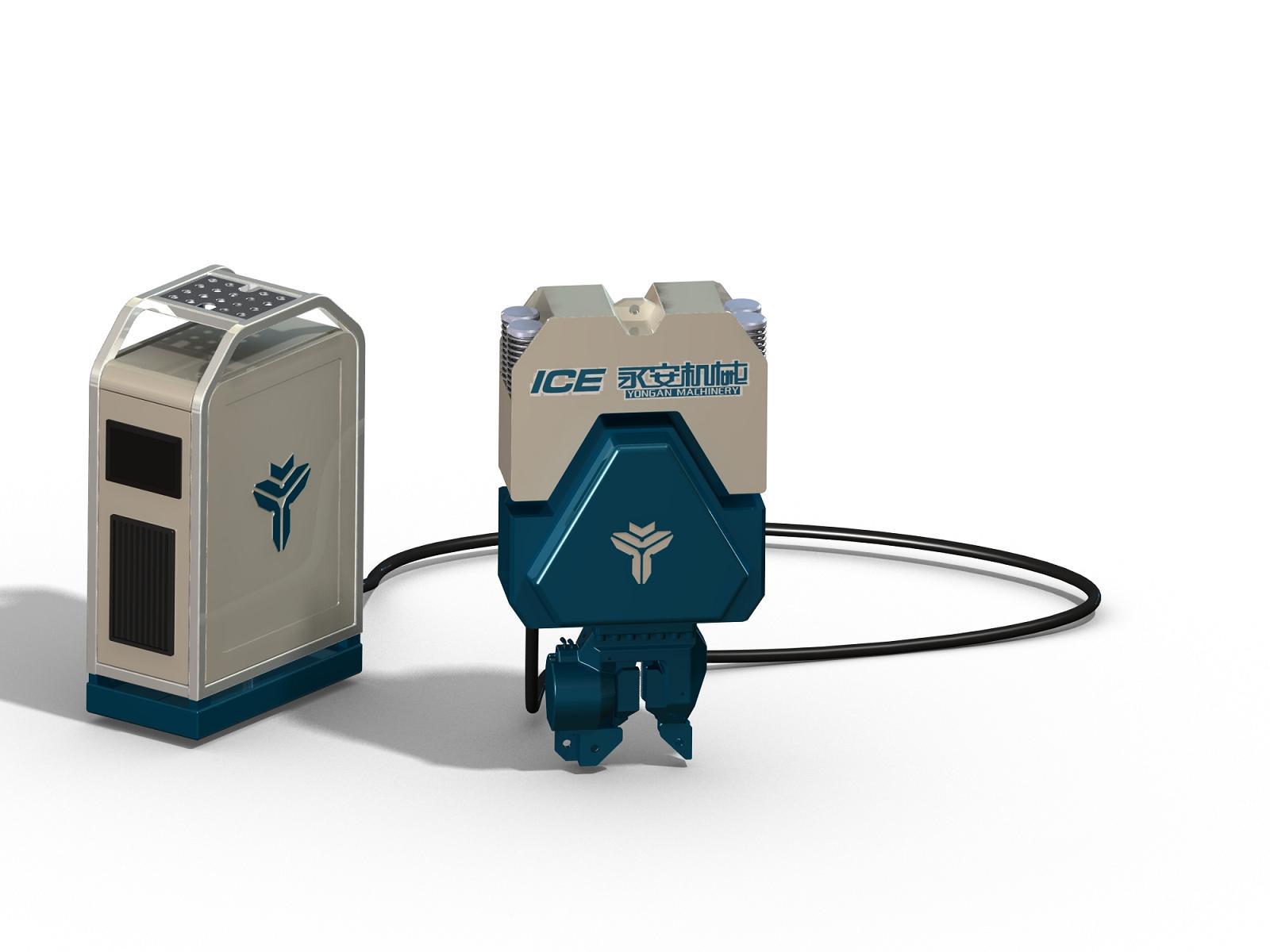 ICE-永安液压振动锤