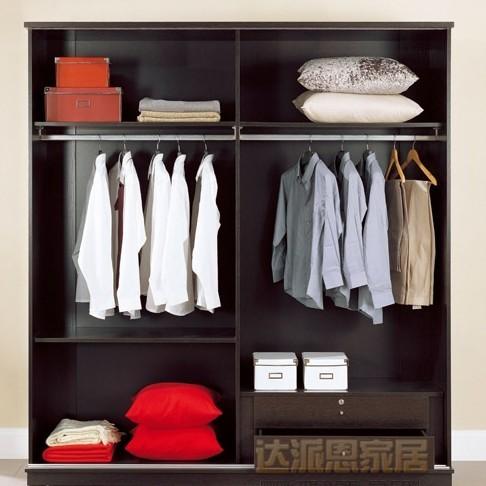 现代家具/时尚简约/宜家风格衣柜