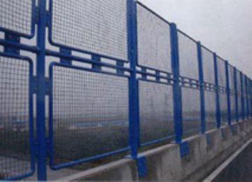 桥梁防抛网,桥梁防落物网,桥梁护栏网,