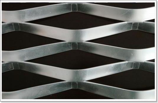铝板网、铝镁合金板网