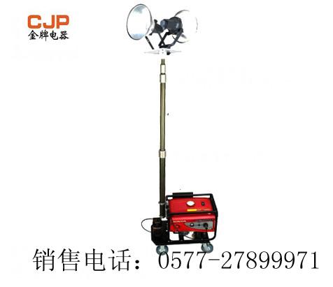 SFW6110C全方位大型移动照明车