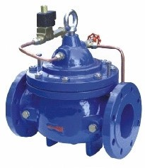 水力电动控制阀