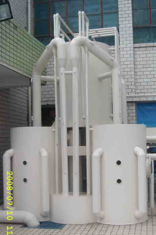 全自动人工湖循环水处理设备-人工湖泊水处理设备-工业水处理设备W