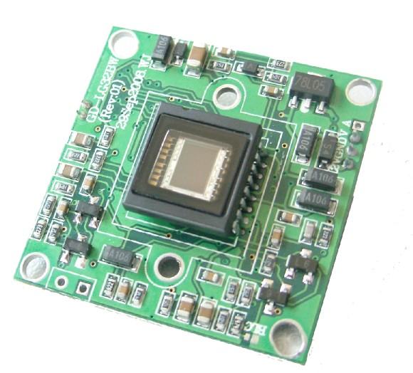 适用于各成品机与楼宇对讲机CCD摄像头模组