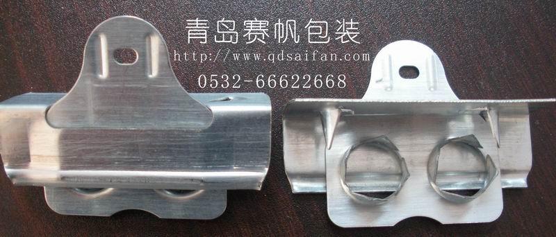 钢带包装箱舌型插件