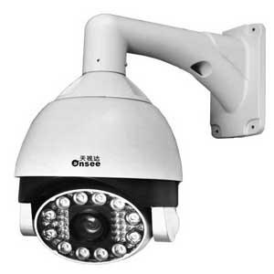 红外智能高速球网络摄像机