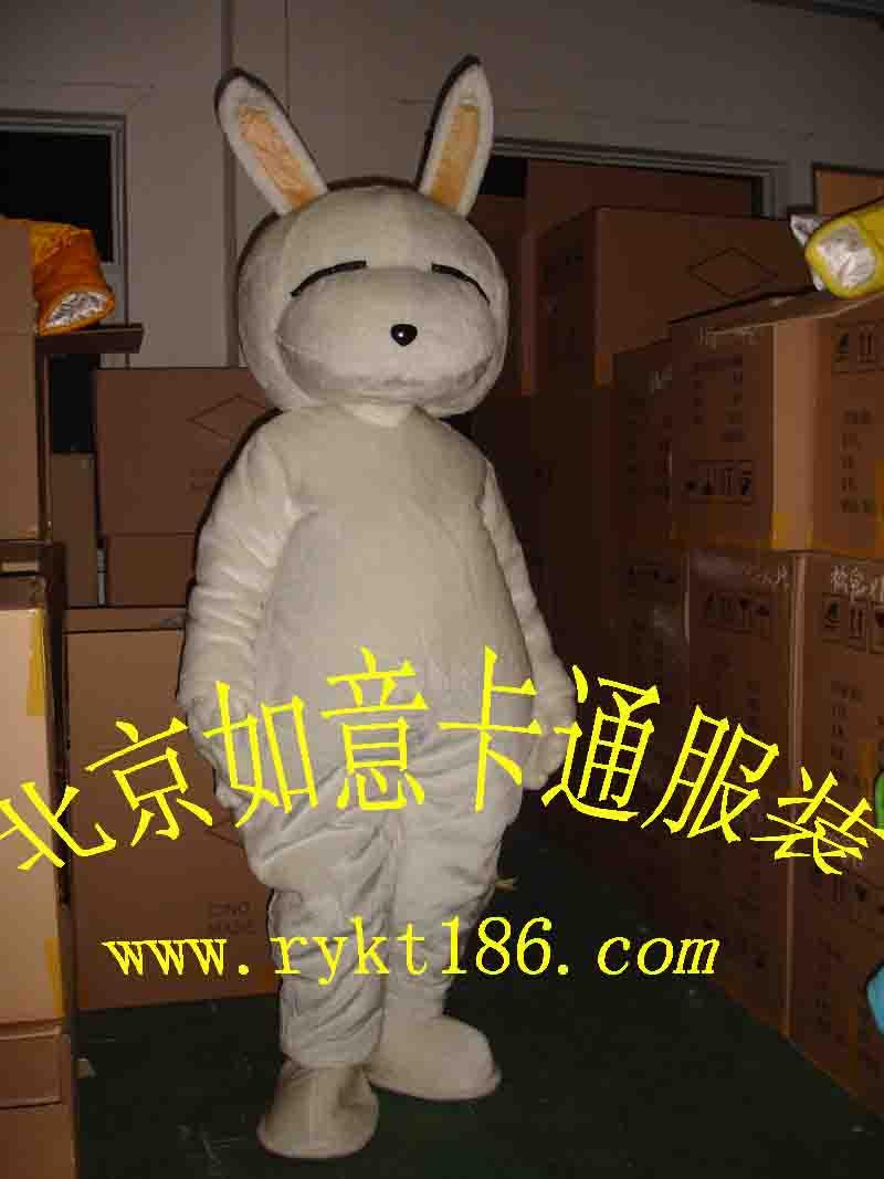 供应北京如意卡通服装,太原毛绒卡通服饰,流氓兔