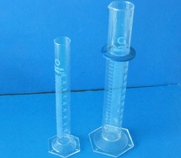 珠海玻璃仪器 玻璃六角量筒