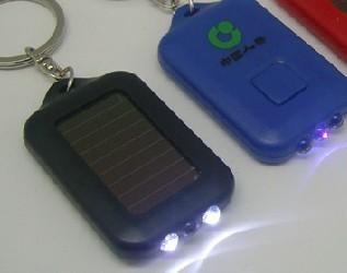 太阳能钥匙扣灯,三灯钥匙扣