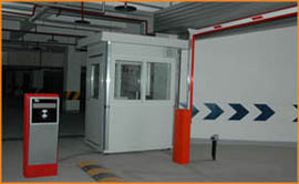 成都小区收费系统/成都停车场系统设备