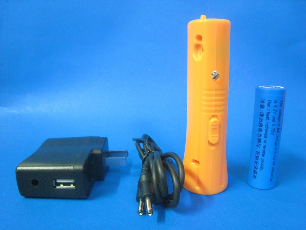 供应小巧美观LED充电手电筒(B-2)