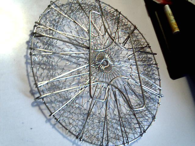 金属折叠篮,金属网篮