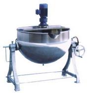 带锅铲搅拌夹层锅